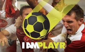 I AM PLAYR