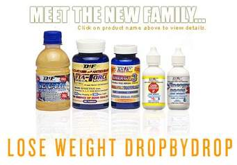 weight loss drops for dogs